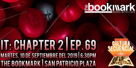 It: Chapter 2 | Ep. 69 ¡EN VIVO! tickets