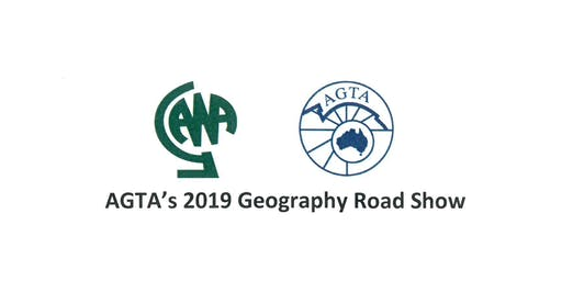 AGTA's 2019 Geography Road Show