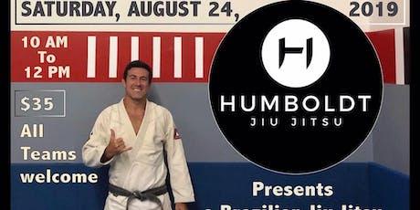 Brazilian Jiu Jitsu Seminar with Christian Diaz tickets