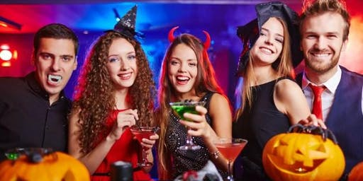 Halloween Singles Party at STITCH Lounge