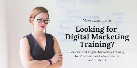Free Demo  of Complete Digital Marketing Course  in Dubai Flat 50% Off tickets