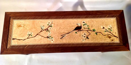 Introduction to Marquetry and Veneering tickets
