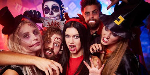 Halloween Singles Party @ STITCH Lounge
