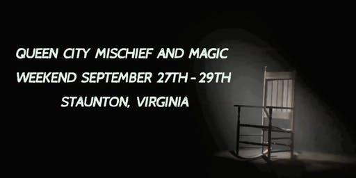Queen City Magic Haunts Ghost Tour