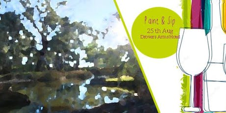 Paint & Sip at Drovers Arms Hotel, Goornong tickets