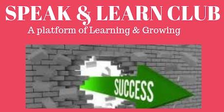 Public Speaking & Leadership Skills Training (Life Changing Seminar ) tickets