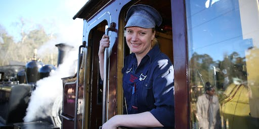 A Day 'Behind the Steam' at Puffing Billy Railway