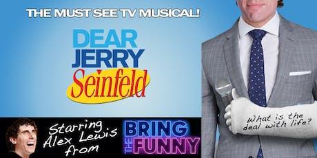 Dear Jerry Seinfeld tickets