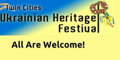 Twin Cities Ukrainian Heritage Festival