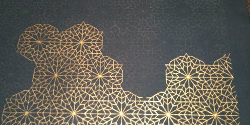 Art of Islamic Pattern Exhibition Tour led by Adam Williamson