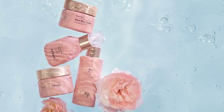 Discovery Masterclass with Jurlique - Moisture Plus Rare Rose  Workshop NAC tickets