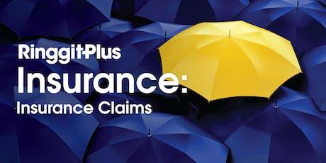 RinggitPlus Insurance Workshop 3: Insurance Claims (Testing) tickets