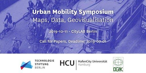 Urban Mobility Symposium