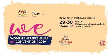 Women Entrepreneur Convention 2019 - Konvensyen Usahawan Wanita 2019 tickets