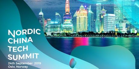 Nordic China Tech Summit, Oslo Innovation Week tickets
