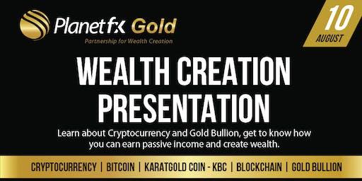 Midrand Wealth Creation Presentation