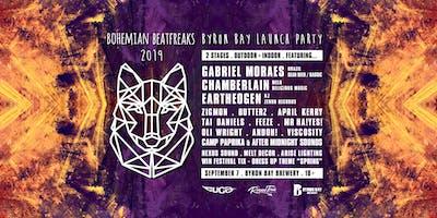 Bohemian Beatfreaks 2019 • Byron Bay Launch Party