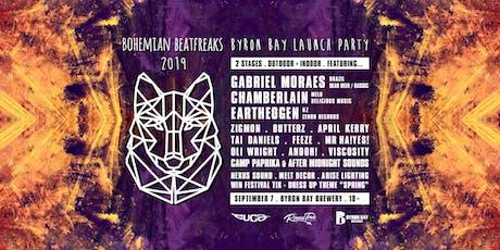 Bohemian Beatfreaks 2019 • Byron Bay Launch Party tickets