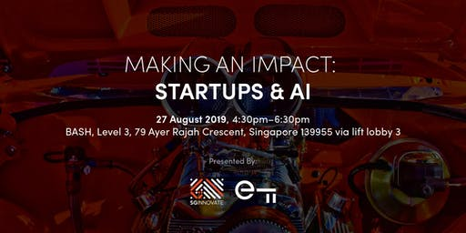 Making an Impact: Startups & AI