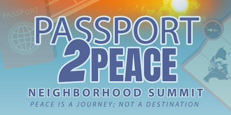 Passport 2 Peace - Peace Is A Journey; Not A Destination tickets