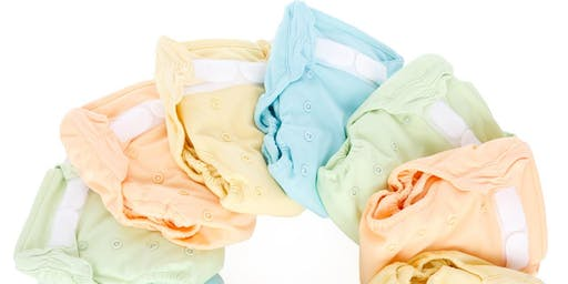 Modern Cloth Nappy Workshop @ Wanneroo Library - Simple Living Series