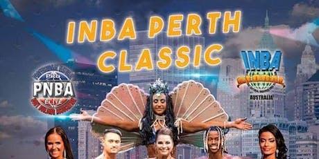 INBA GLOBAL PERTH CLASSIC tickets