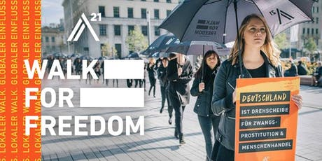 Walk for Freedom // Essen Tickets
