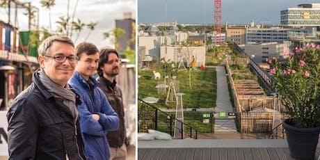 18.10.2019 - Ein Naturprojekt im Werksviertel - die Stadtalm  Tickets