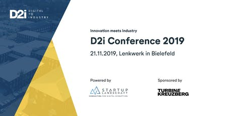 D2i Conference 2019 Tickets