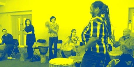 African Drumming Workshop tickets