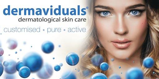 Dermaviduals Bespoke Skincare Event