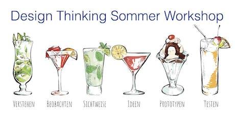 Design Thinking Sommer Workshop Berlin Tickets