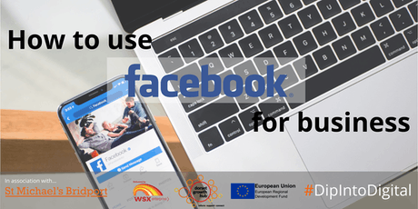 How To Use Facebook For Business - Wimborne- Dorset Growth Hub tickets