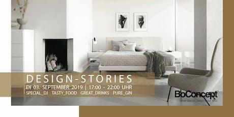 Design Stories Tickets