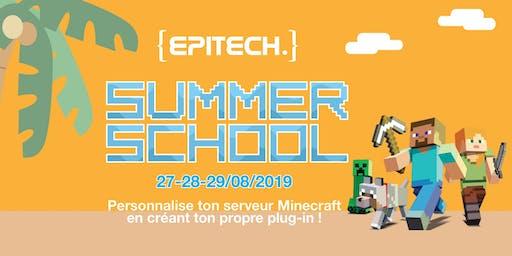 Epitech Summer School - Atelier de découverte du code pour les 16-19 ans