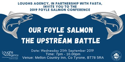 Our Foyle Salmon - The Upstream Battle