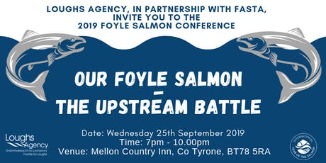 Our Foyle Salmon - The Upstream Battle tickets