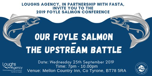 Our Foyle Salmon - The Upstream Battle