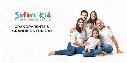 Grandparents & Grandkids Fun Day- Safari Kid Sadashiva Nagar