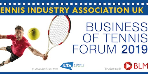 Business Tennis Forum 2019