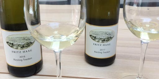 Riesling from Mosel. Mini Class