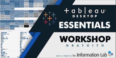 Tableau Essentials Roma tickets