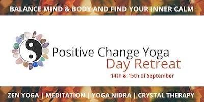 Autumn Yoga Day Retreat (SUNDAY)
