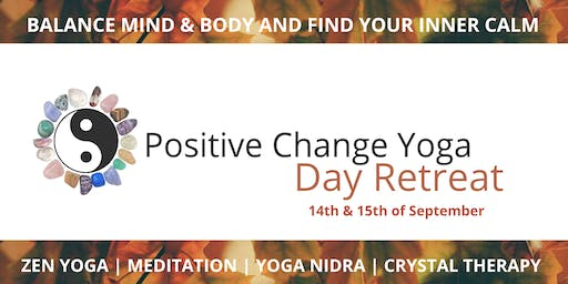 Autumn Yoga Day Retreat (SUNDAY)