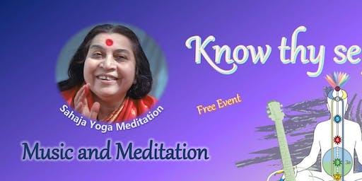 Sahaja Yoga - Music and meditation - Galway