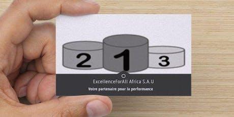 Séminaire de renforcement des capacités en rédaction administrative tickets