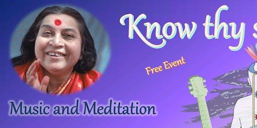 Sahaja Yoga - Music and meditation - Athlone