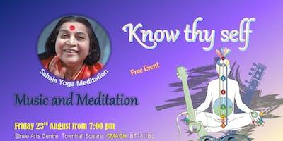 Sahaja Yoga - Music and meditation - Omagh