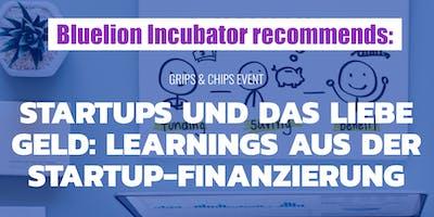 Bluelion recommends: Startups und das liebe Geld (Farner)