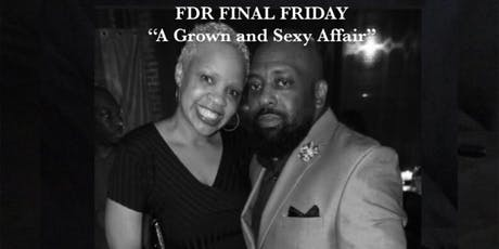 FDR Final Friday tickets